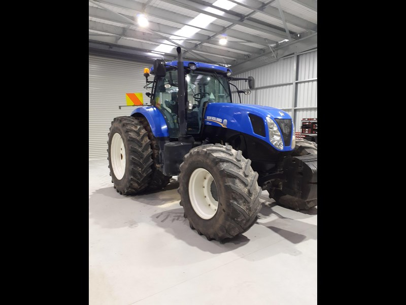new holland t7.260 pc sw.. 760650 001