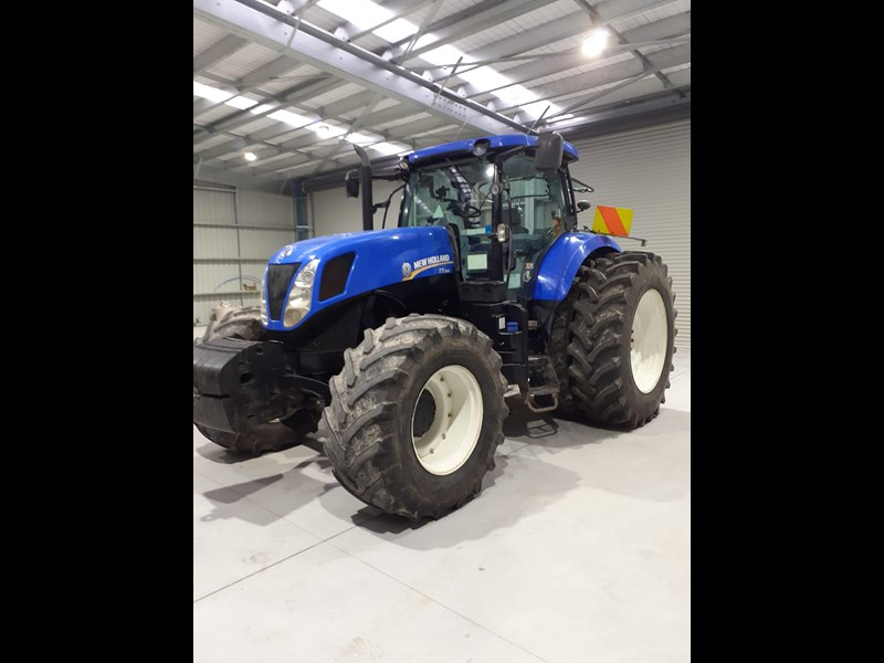 new holland t7.260 pc sw.. 760650 005