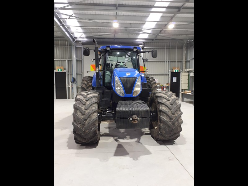 new holland t7.260 pc sw.. 760650 007