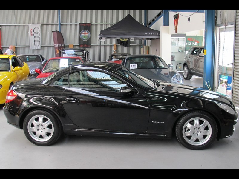mercedes-benz slk200 kompressor 770481 011