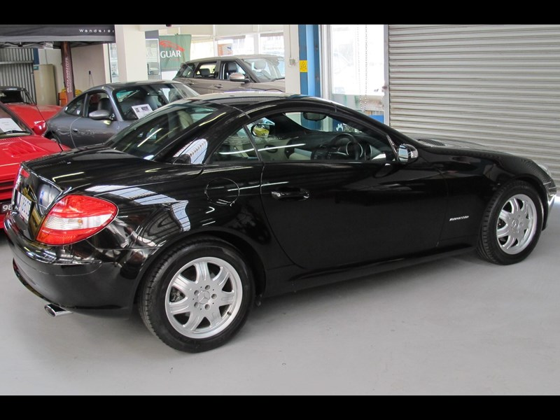 mercedes-benz slk200 kompressor 770481 013