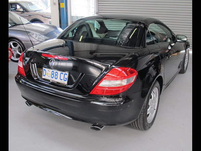 mercedes-benz slk200 kompressor 770481 015