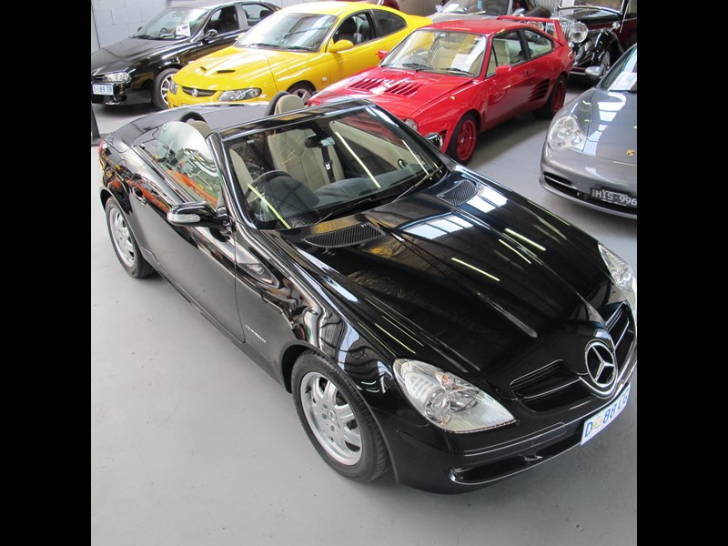 mercedes-benz slk200 kompressor 770481 033