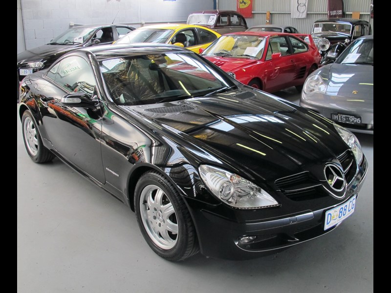 mercedes-benz slk200 kompressor 770481 001