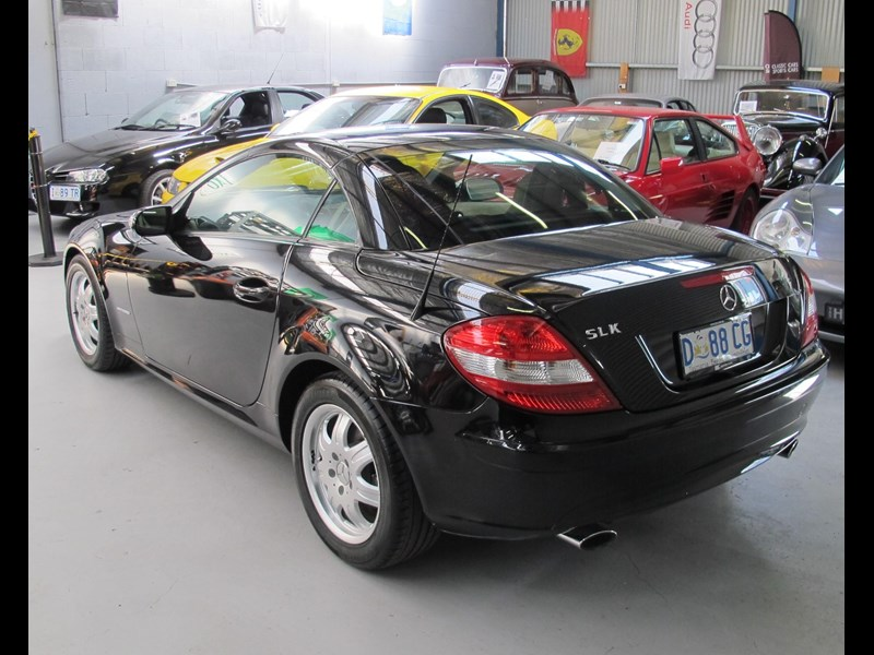 mercedes-benz slk200 kompressor 770481 019
