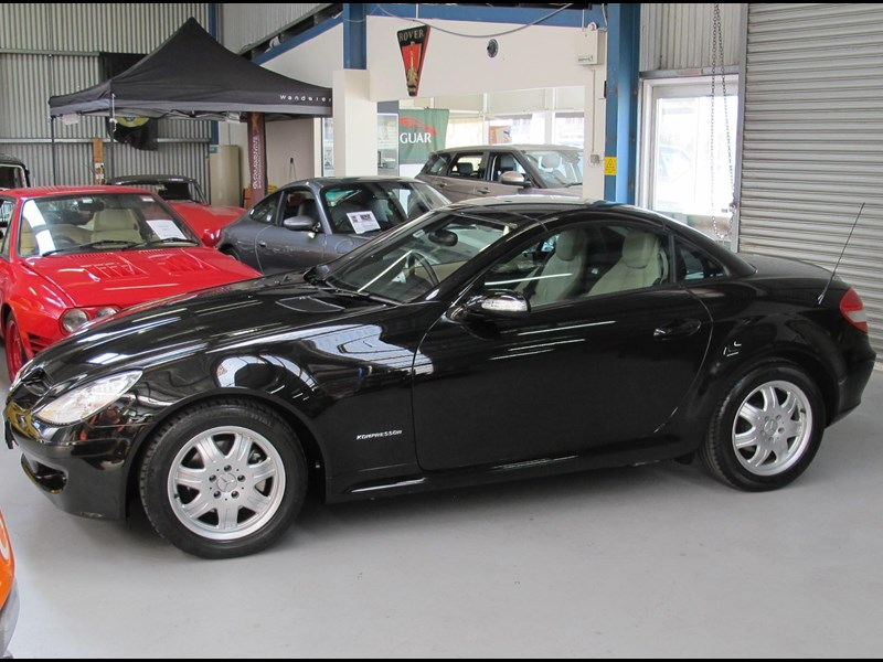 mercedes-benz slk200 kompressor 770481 031