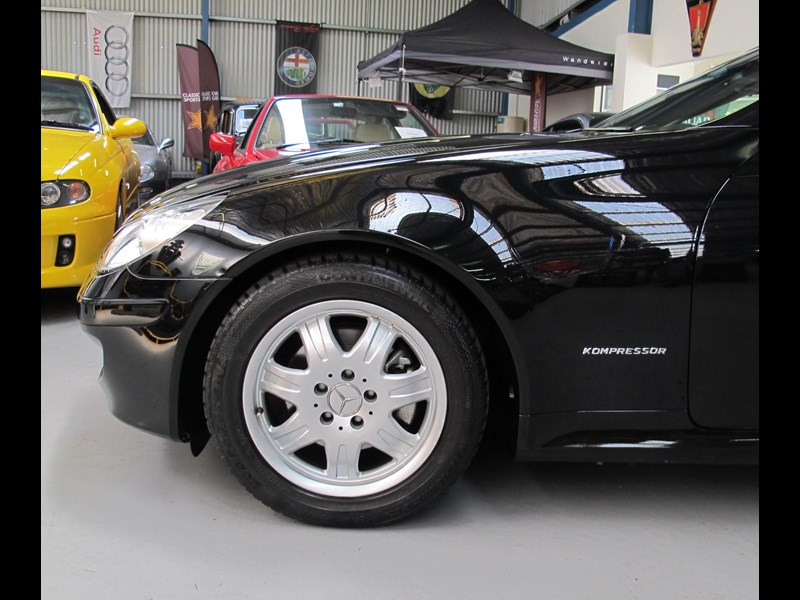 mercedes-benz slk200 kompressor 770481 027