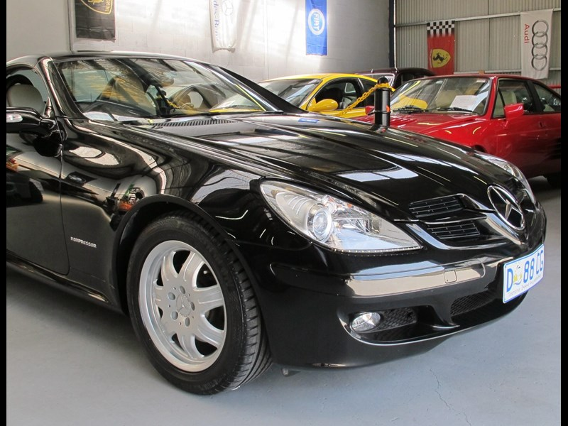 mercedes-benz slk200 kompressor 770481 005