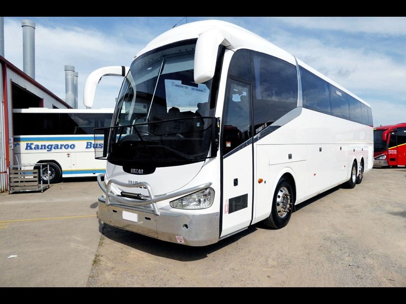 iveco chassis irizar bodied 770567 039