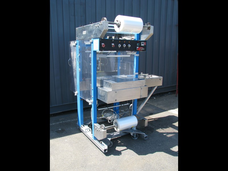 packmatic 50asw automatic sleeve wrapper collator 772142 001