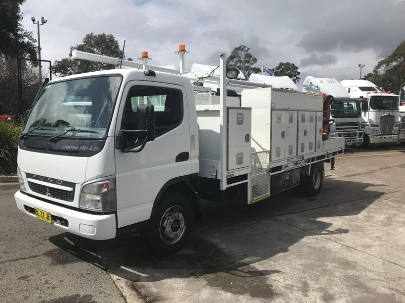 fuso canter 4.5 772712 005