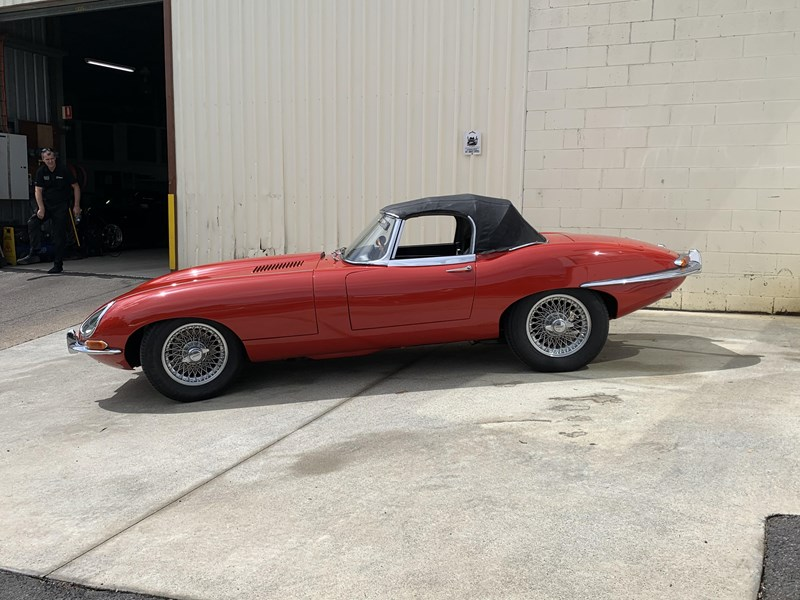 jaguar series 1 e type 775953 011