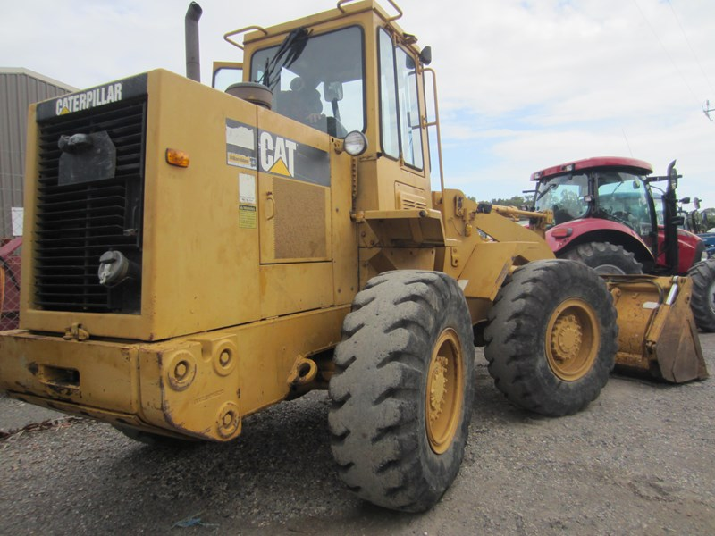 caterpillar 916 articulated front end loader 757295 009