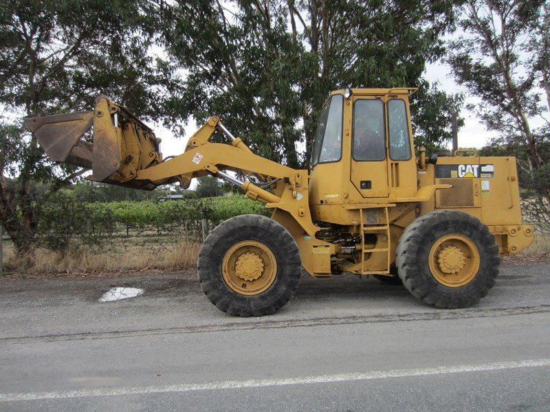 caterpillar 916 articulated front end loader 757295 005