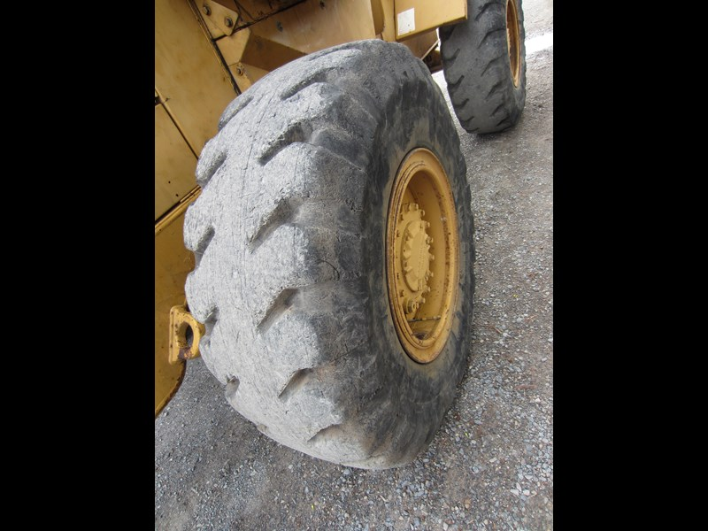 caterpillar 916 articulated front end loader 757295 045