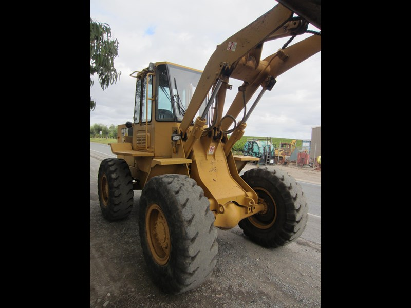 caterpillar 916 articulated front end loader 757295 047