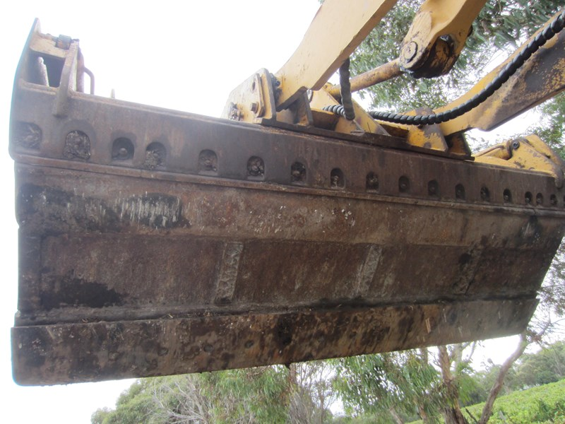 caterpillar 916 articulated front end loader 757295 053