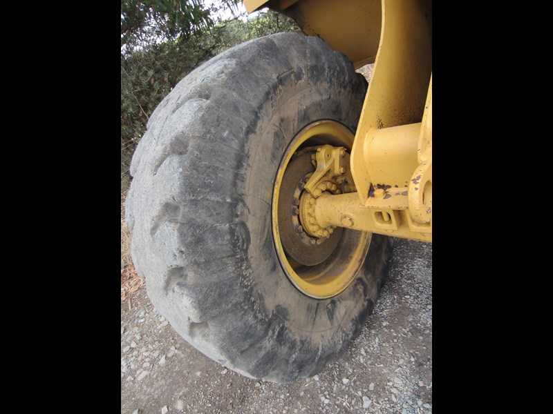 caterpillar 916 articulated front end loader 757295 057