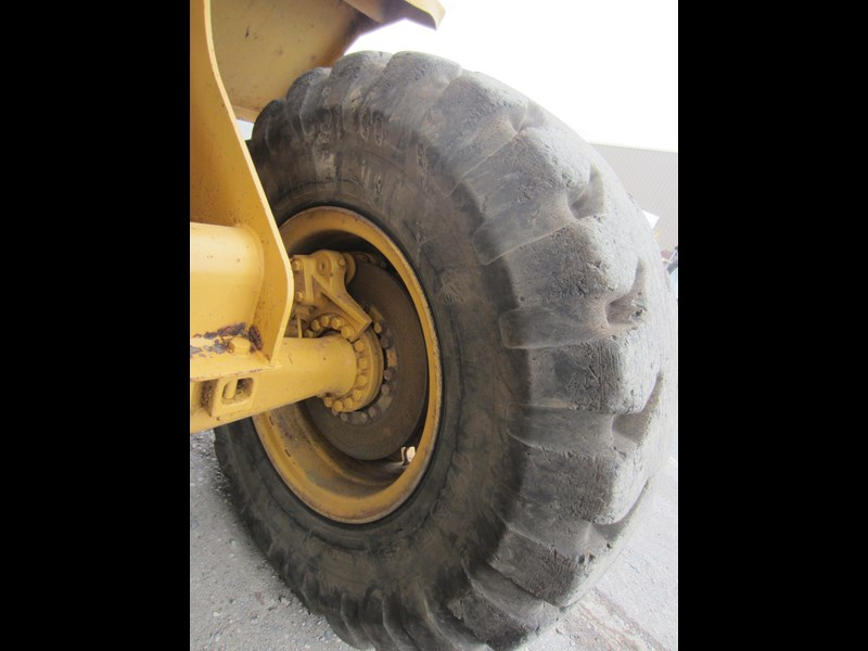 caterpillar 916 articulated front end loader 757295 059