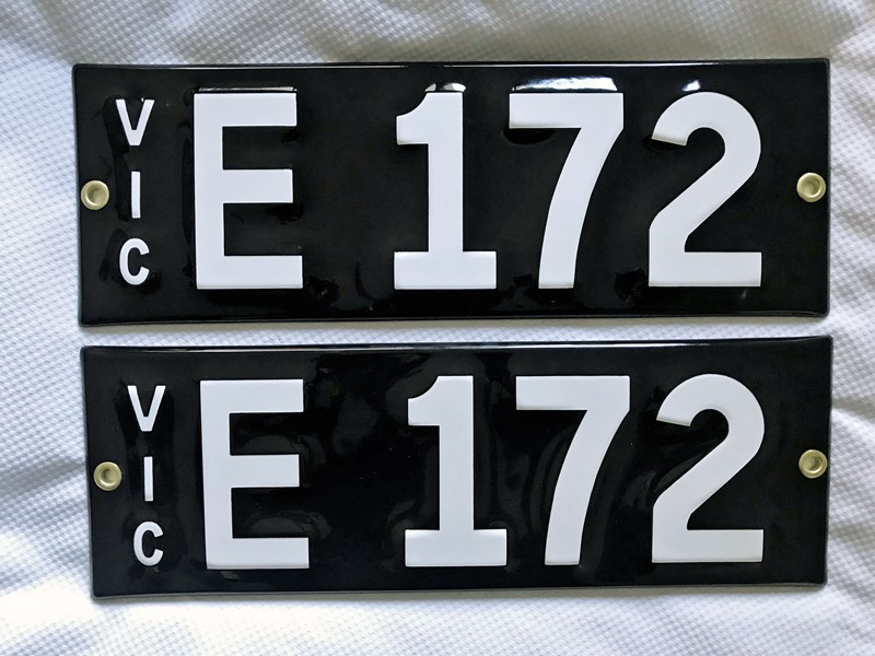 number plates e172 781875 001