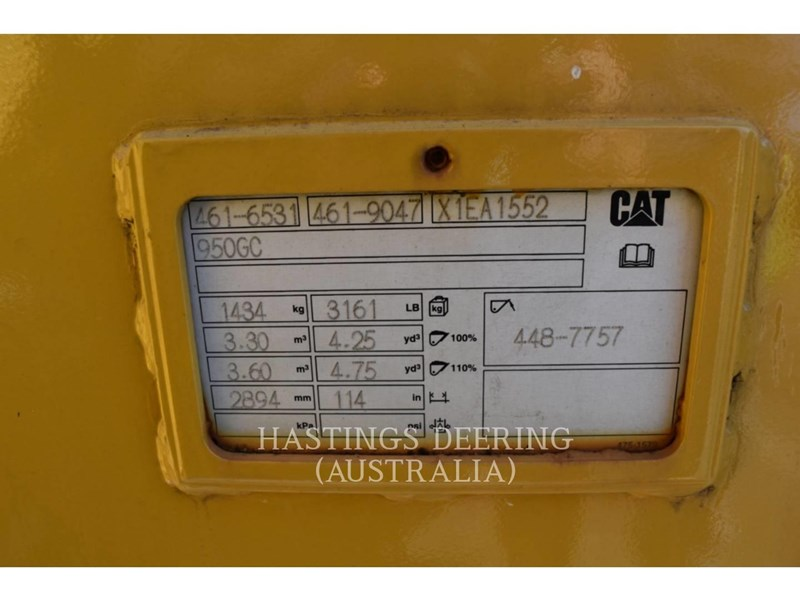 caterpillar 950gc 779878 043