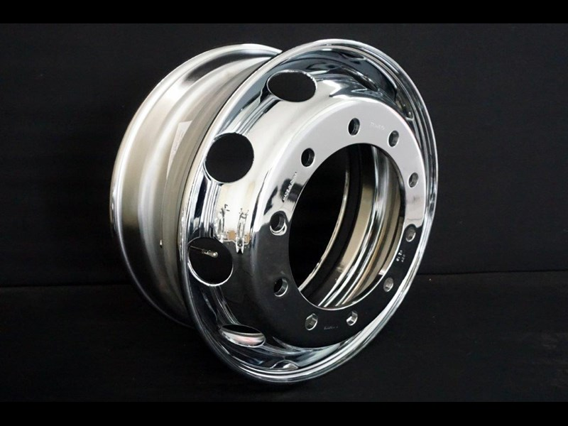other 10/335 8.25x22.5 chrome steel steer rims 654271 001