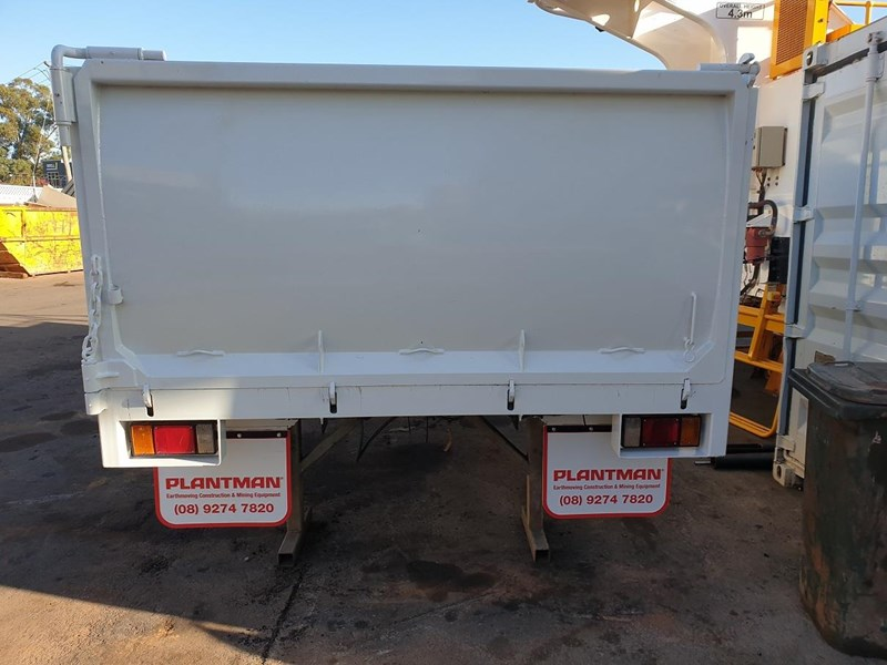 tipper body for sale park body builders 10m3 tipper body 783134 003