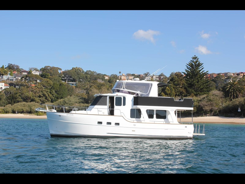 clipper explorer 46 pilothouse 783346 003