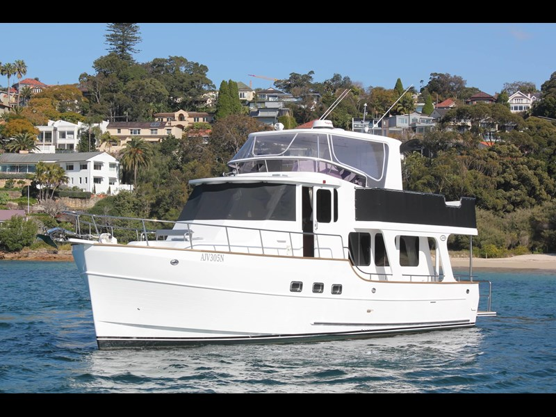 clipper explorer 46 pilothouse 783346 009