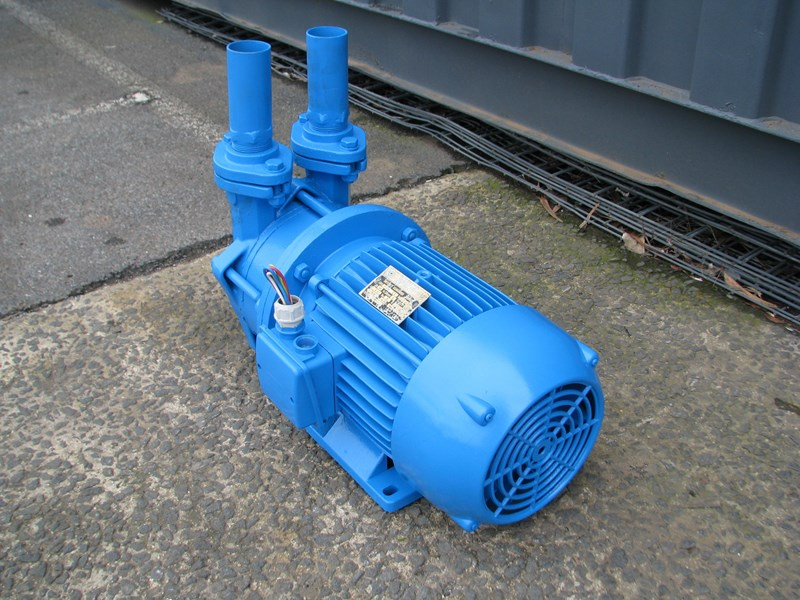 liquid ring vacuum pump 4kw 784718 007