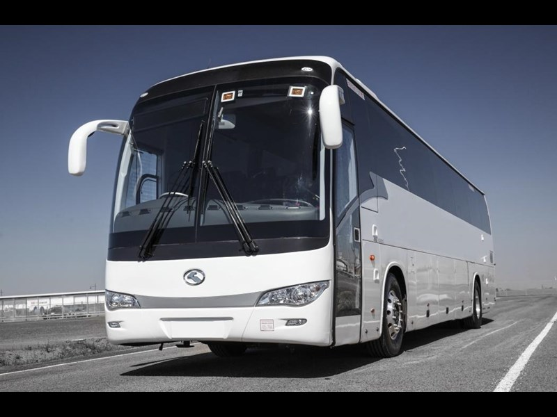 king long 6130as 13.0m 57 - 61 seater coach 785302 001