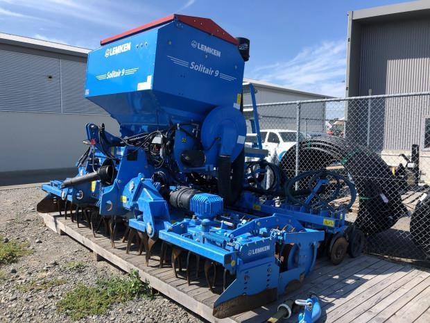 lemken zirkon 12/400 power harrow 785341 005