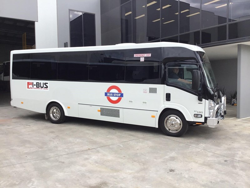 isuzu i-bus nqr series 26 seater bus 786919 001