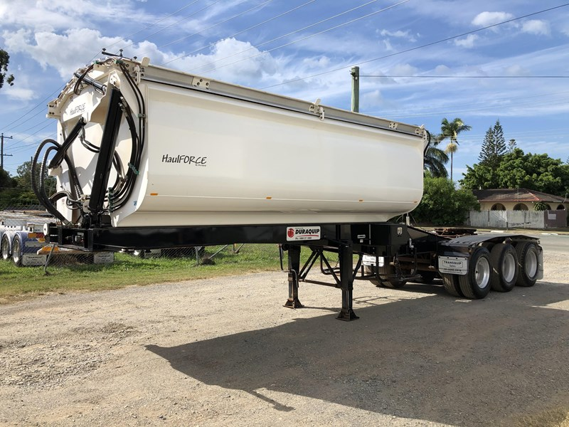 duraquip a-trailer side tipper 667615 013