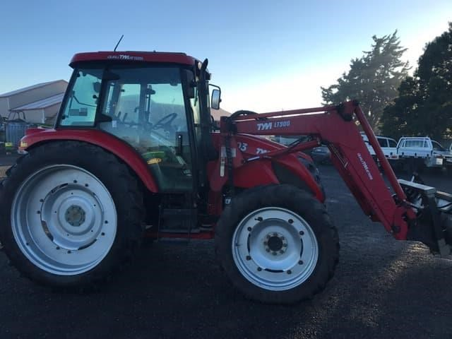 tym t1003 mfwd cabin tractor 785114 005