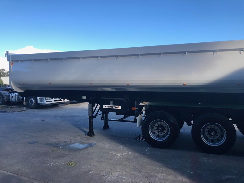 stonestar side tipper trailer 23m3 308566 009