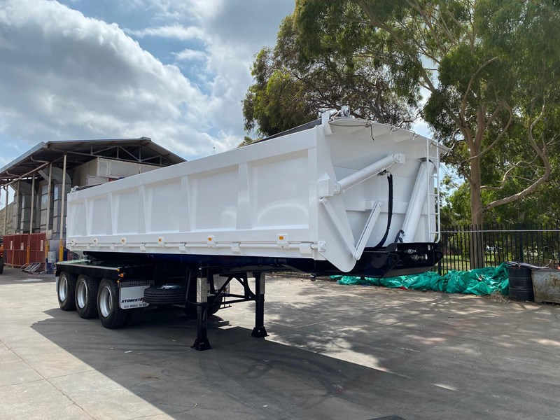 stonestar side tipper trailer 23m3 308566 019