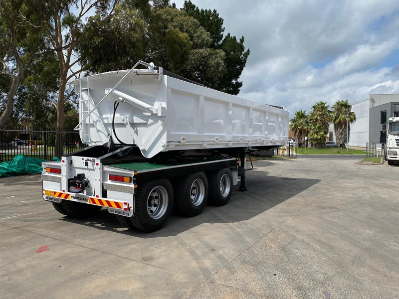 stonestar side tipper trailer 23m3 308566 033
