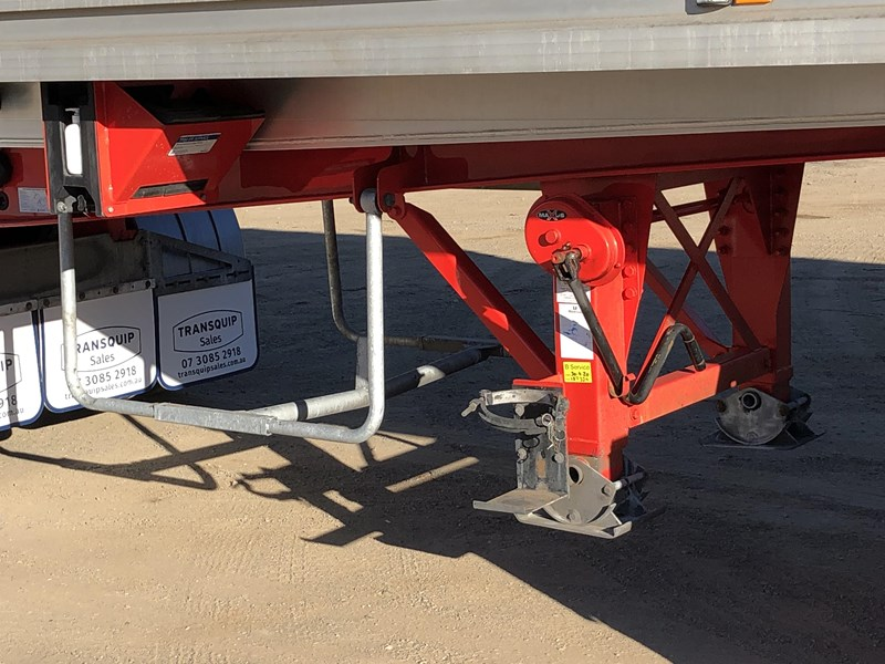 maxitrans b-double tipper combination 788946 045
