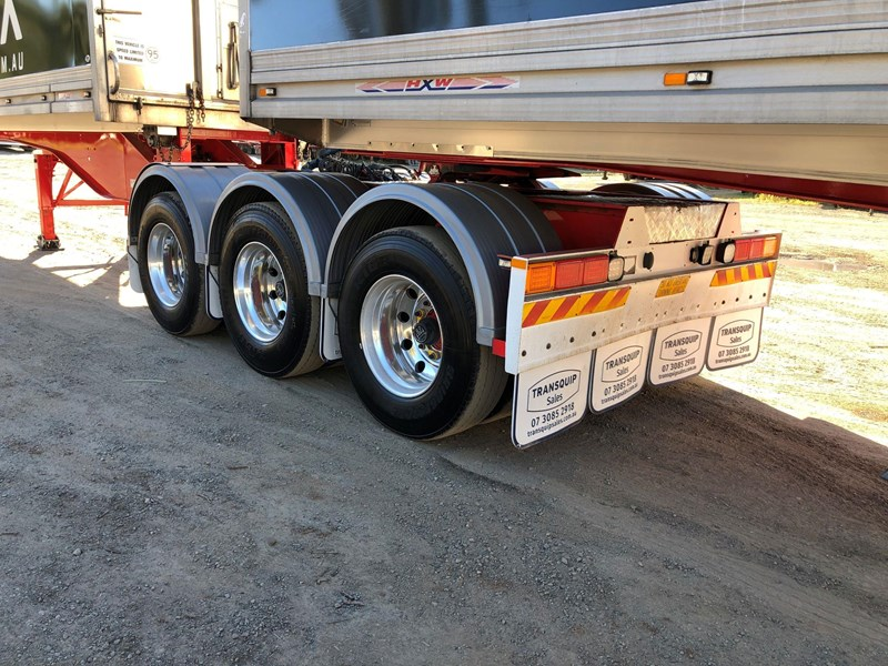 maxitrans b-double tipper combination 788946 061