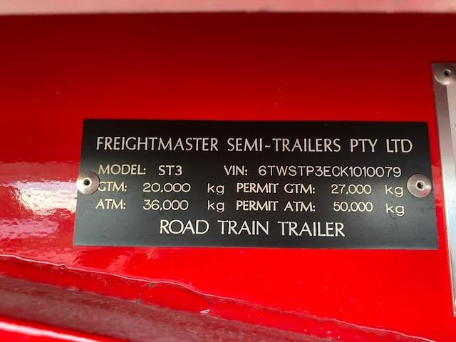 freightmaster b'double tippers 789845 033