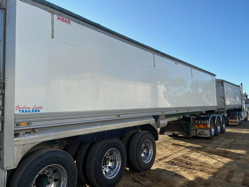 graham lusty trailers b-double tippers 793108 011