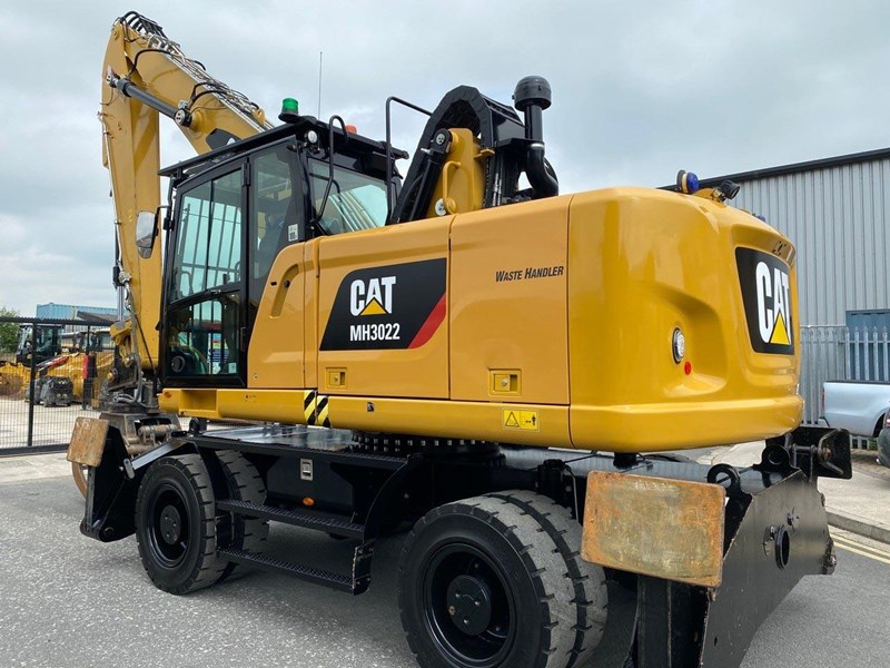 caterpillar mh3022 793123 009