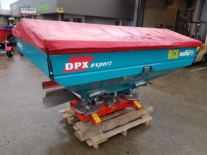 sulky dpx expert twin spinner spreader 795639 005