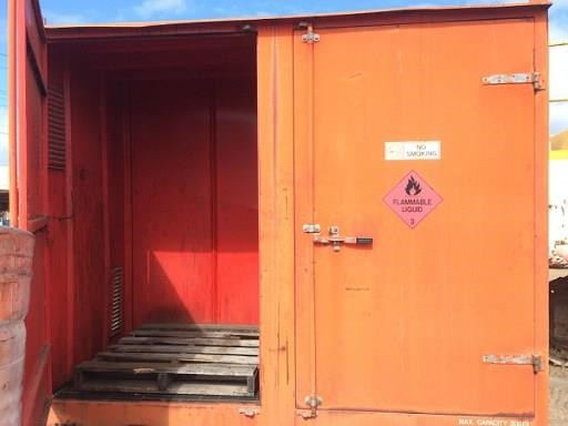 flammable liquid storage cabinet fp 342615 003
