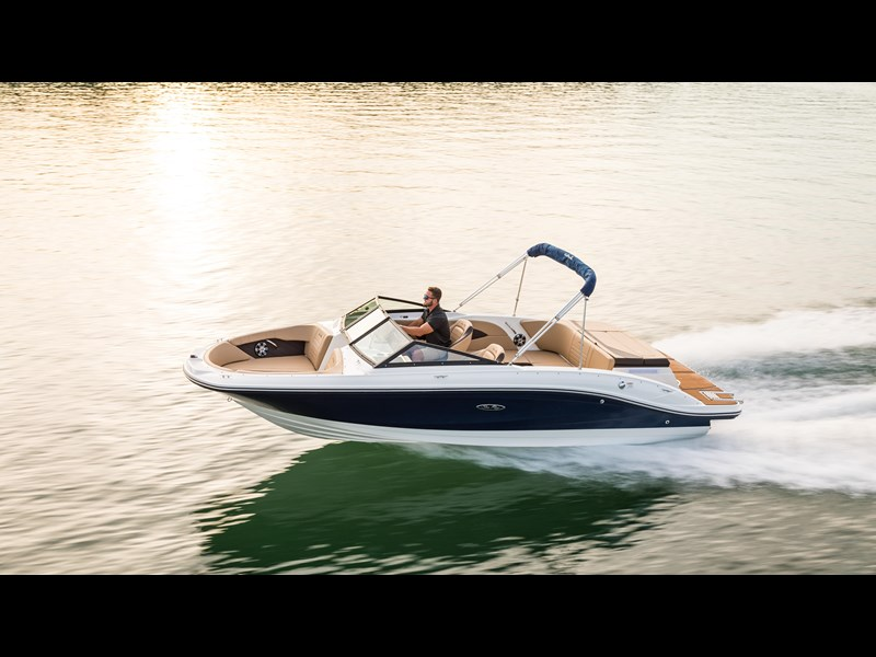sea ray spx 210 - boat share 796710 009