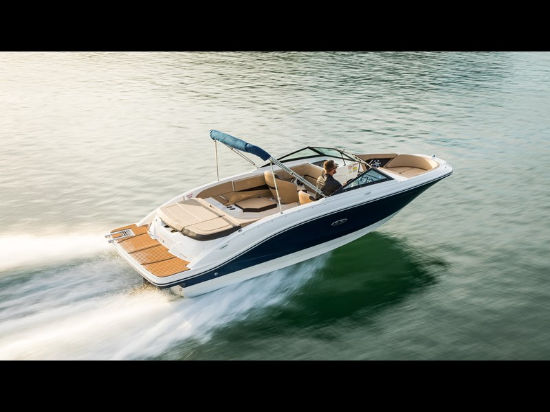 sea ray spx 210 - boat share 796710 013