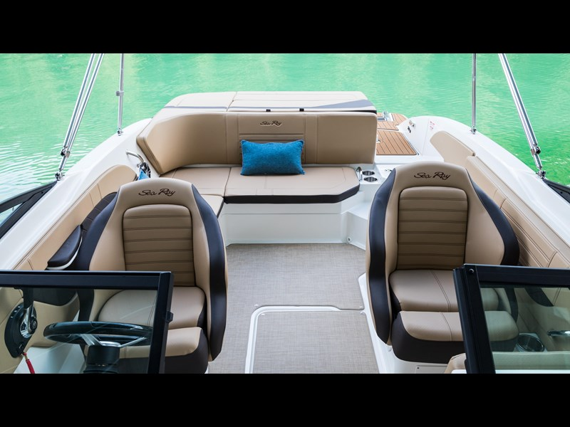 sea ray spx 210 - boat share 796710 027