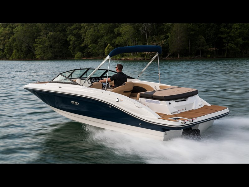 sea ray spx 210 - boat share 796710 083