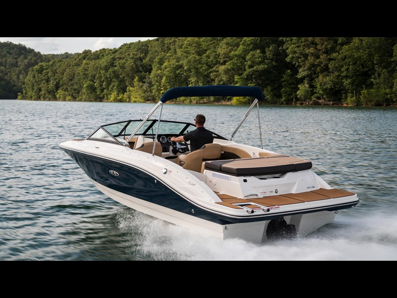sea ray spx 210 - boat share 796710 097